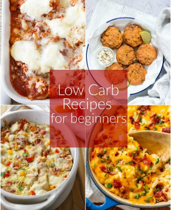 Best Low Carb Recipes for Beginners