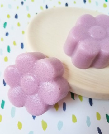 lavender scrub bars