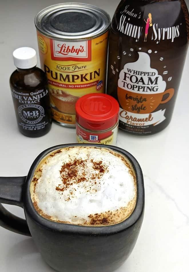 best pumpkin spice latte recipe
