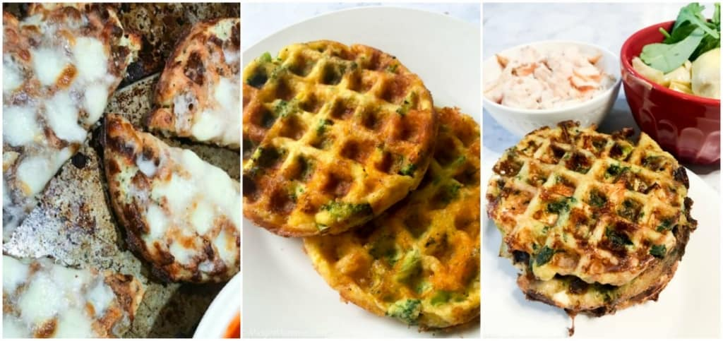 easiest chaffle recipes