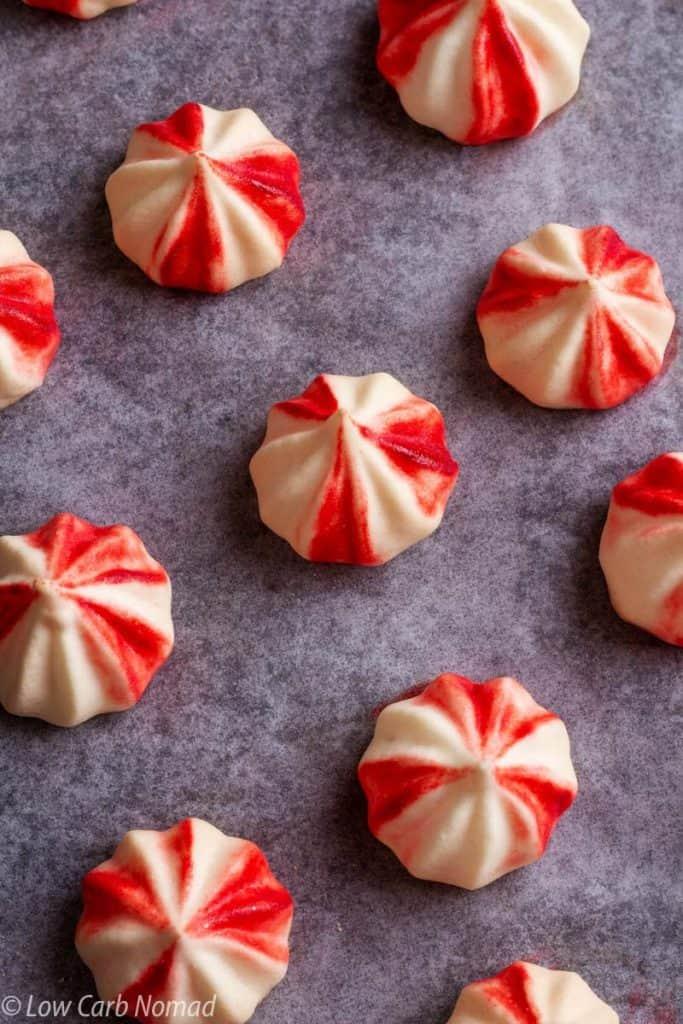 Keto Meringue Cookie Recipe